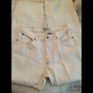 NWOT American Rag Classic White Jeans 29x30